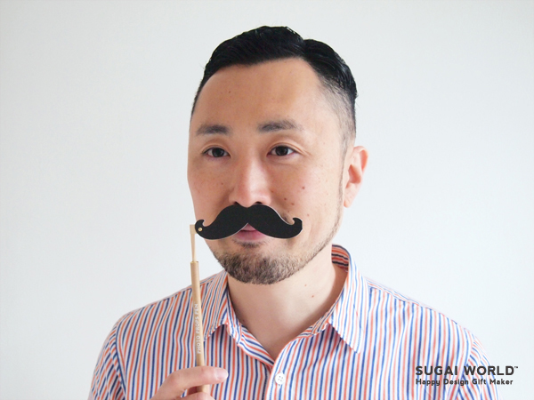 ひげ ペン