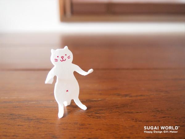 猫 クリップ キャット Clipcat
